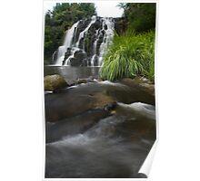 Owharoa Falls. Poster