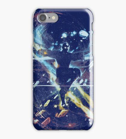 dancing with elements iPhone Case/Skin
