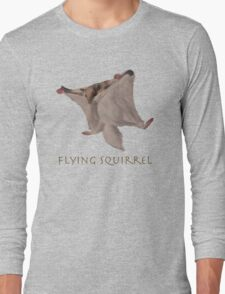 Flying Squirrel Long Sleeve T-Shirt