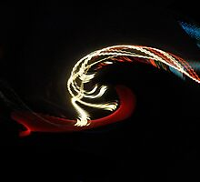Neon Ballet by Judith Hayes