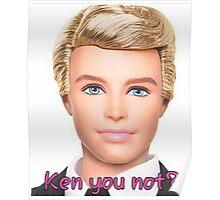Ken Doll Poster
