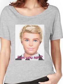 Ken Doll Women's Relaxed Fit T-Shirt