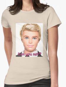 Ken Doll Womens Fitted T-Shirt