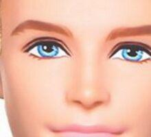 Ken Doll Sticker