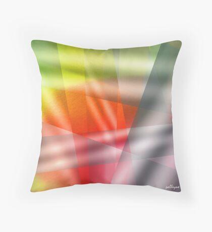 COLORSCOPE No4 Throw Pillow