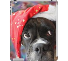 I've Been Good... Where's My Treat? -Boxer Dogs Series- iPad Case/Skin
