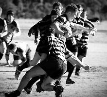 Break On Through by JAKShots-Sports