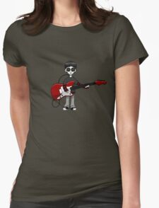Child of Apollo Womens Fitted T-Shirt
