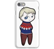 BBC John Watson - Christmas Time iPhone Case/Skin
