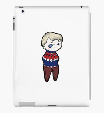 BBC John Watson - Christmas Time iPad Case/Skin