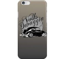 "Volks ""Swaggin"" Beetle © iPhone Case/Skin"