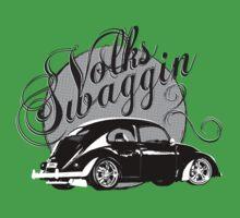 "Volks ""Swaggin"" Beetle © Baby Tee"