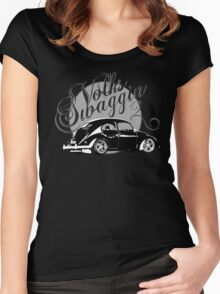 "Volks ""Swaggin"" Beetle © Women's Fitted Scoop T-Shirt"