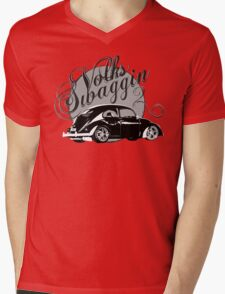 "Volks ""Swaggin"" Beetle © Mens V-Neck T-Shirt"