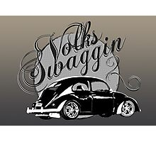 "Volks ""Swaggin"" Beetle © Photographic Print"