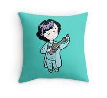 BBC Sherlock - Violin  Throw Pillow