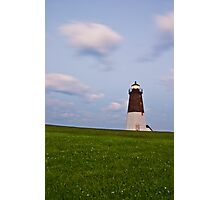 Point Judith Blur Photographic Print