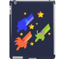 And The Day Was Saved, Thanks to... the Powerpuff Z-warriors ! iPad Case/Skin