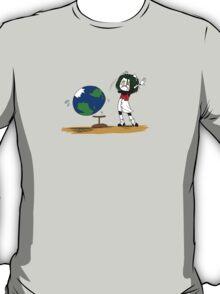 Flip off the Earth T-Shirt