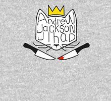 Andrew Jackson Jihad Knife Cat Tank Top