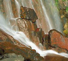 Waterfall@lesmurdie WA by Brian Downs