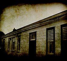 Seddon Railway Station. by Lynne Haselden