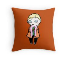 BBC Mary Morstan Throw Pillow