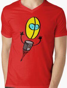 Buzzbee. Mens V-Neck T-Shirt
