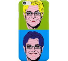 Pop Art Elton John iPhone Case/Skin