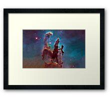 Eagle Nebula Framed Print