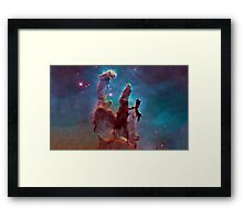 Eagle Nebula Framed Print