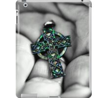 The Celtic Cross iPad Case/Skin