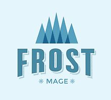 WoW Brand - Frost Mage by dcmjs