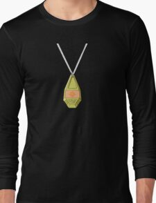 Digimon Emblem of Courage Agumon WarGreymon Long Sleeve T-Shirt