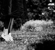 Black Dress. by JendrikW