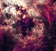 Tarantula Nebula by lawleypop
