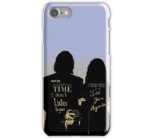 Neverland Reunion. iPhone Case/Skin