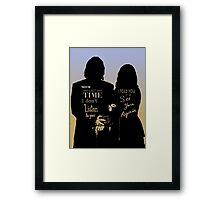 Neverland Reunion. Framed Print