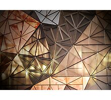 Federation Square Photographic Print