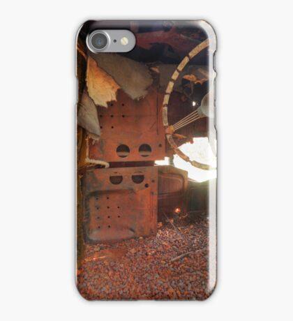 Rusty inside iPhone Case/Skin