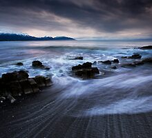 Battleship Grey Dawn by KensKaikoura