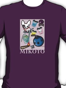 Mikoto Collage T-Shirt