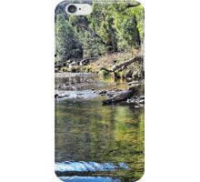 Victorian Alps river crossing # 2 iPhone Case/Skin