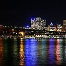 Sydney Panorama by Paul Moore