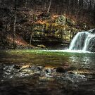 Day At The Falls by Cynthia Broomfield