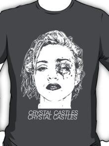 Crystal Castles (Black) T-Shirt