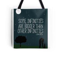 Some Infinities Tote Bag