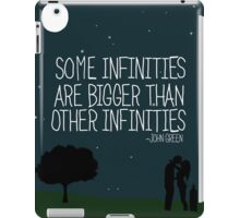 Some Infinities iPad Case/Skin