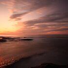 minch  sunset. by highlandscot