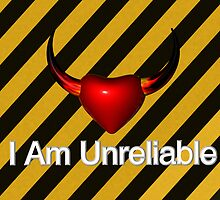i am unreliable by oreundici